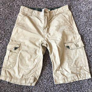 Youth Levi's cargo shorts